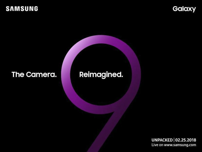 Официальная дата анонса Galaxy S9 и Galaxy S9+ Samsung  - Galaxy-S9-anounce