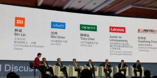 OPPO будут одни из первых, кто выпустит смартфоны с 5G Другие устройства  - OPPO-CEO-Tony-Chen