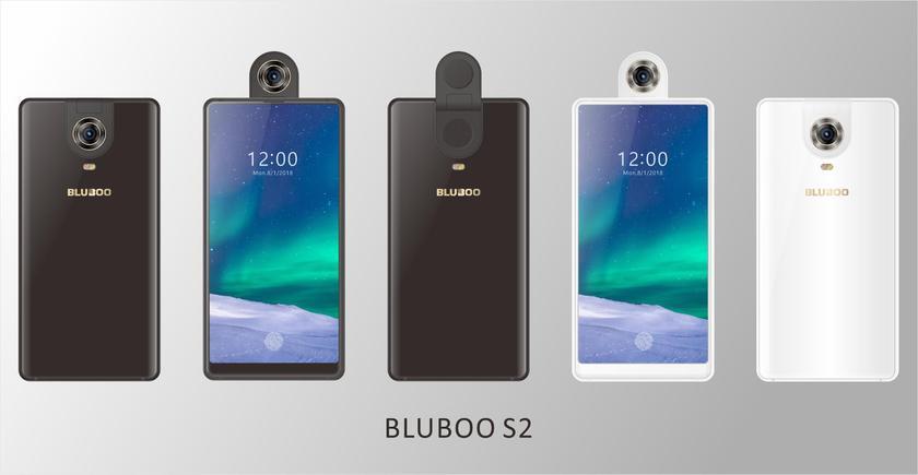 BLUBOO и ее новая технология встроенного в дисплей сканера отпечатков пальцев Другие устройства  - adb2386dff6b3e6cd2da66e3c7233b9e