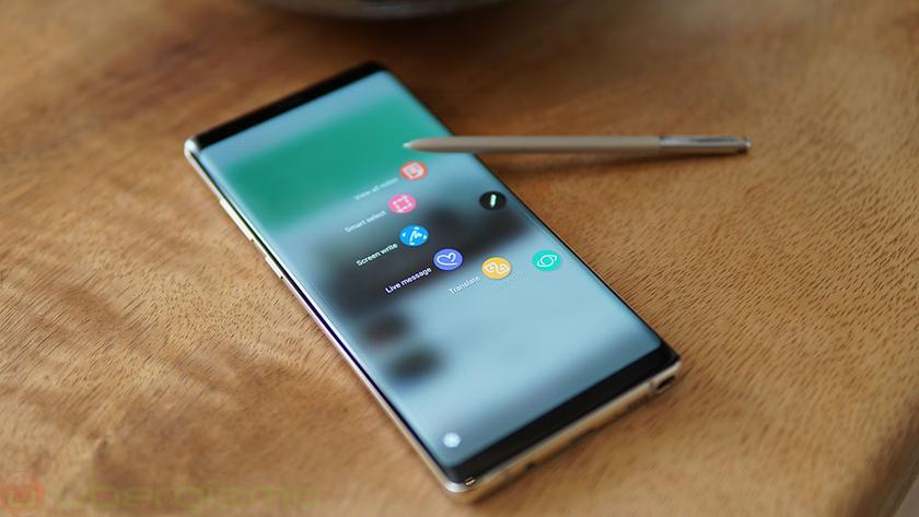 Samsung Galaxy Note 8 вовсю начали обновляться до новенькой версии Android 8.0 Oreo Samsung - b4db930942ebfc2dde8defba6790c829