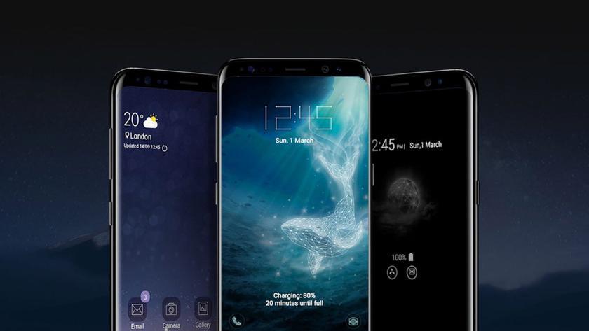Samsung не стала увеличивать емкость батареи в Galaxy S9 и S9+ Samsung  - bb40edd69297218a2b675a79ebebbe81