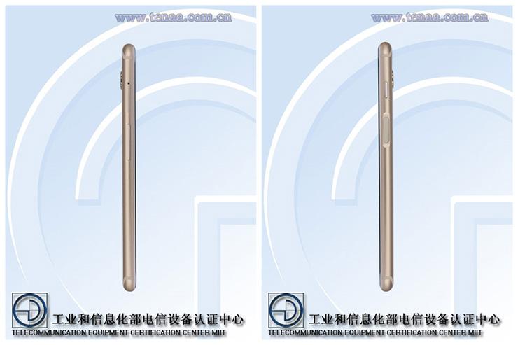 Первый безрамочник Meizu mBlu S6 (M6S) прошел сертификацию в TENAA Meizu  - d918a54448374d0c978e9ecb6bec6bc1