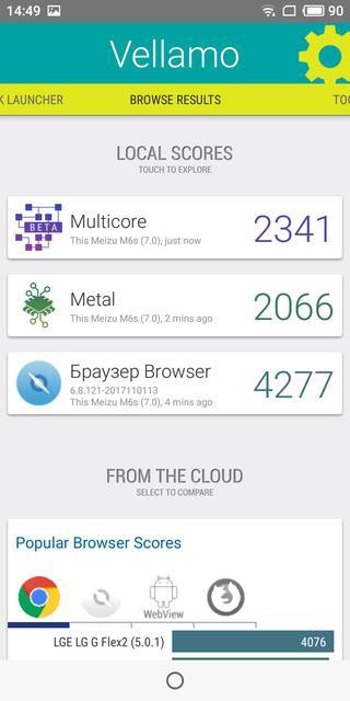 Обзор Meizu M6s: первый  Meizu c экраном 18:9 и чипом Exynos Meizu  - d9e02bcb63e54a57ee3a48f4db02869a-1