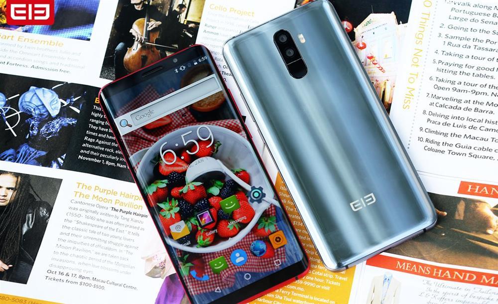 Elephone U и U Pro с гибкими AMOLED-экранами и BOE Другие устройства  - elephone_u_pro_2