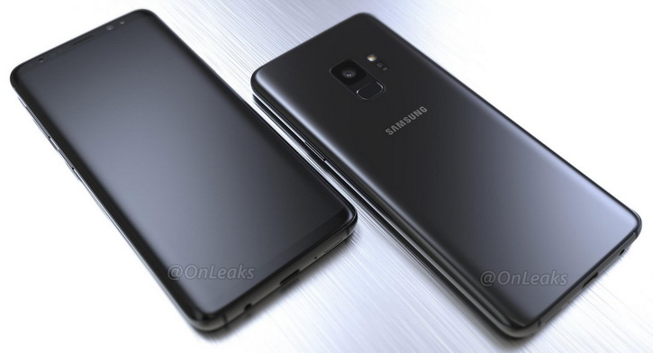 Корейский ритейлер утвердил удорожание цен на Samsung Galaxy S9 и S9+ Samsung  - galaxy_s9_renders_new_02