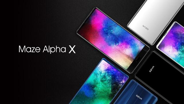 Maze Alpha X на 128 ГБ уже можно купить. Пока по скидке. Другие устройства - maze_alpha_x