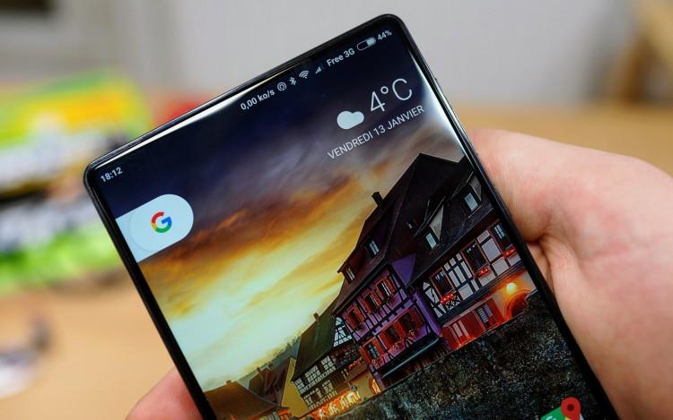 Следующий смартфон Google Pixel может получить дизайн в стиле Xiaomi Mi Mix Другие устройства  - mimix.-750