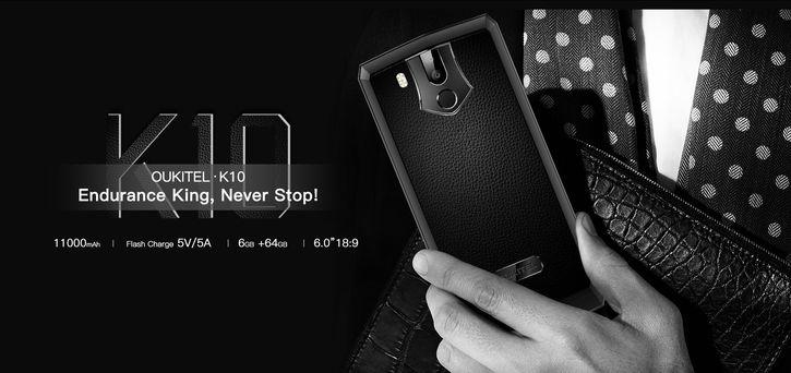 Влиятельный Elephone и нестабильный Android 8 Другие устройства  - oukitel_k10_resize