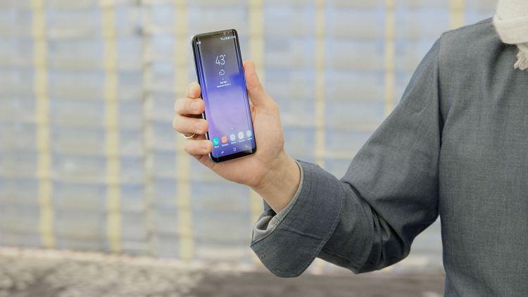 Стоимость Galaxy S9 может быть ниже, чем у Galaxy S8 Samsung  - s8-3.-750