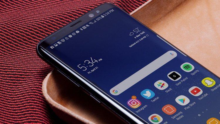 По-настоящему эксклюзивные версии Galaxy S9, но не все Samsung  - s8.-750