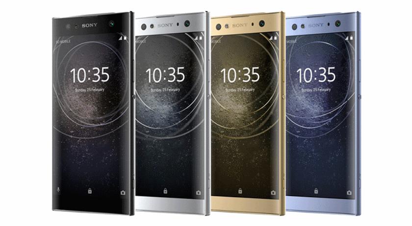 В Сеть просочились первые красочные рендеры Sony Xperia L2, XA2 и XA2 Ultra Другие устройства  - sony-2018-leaks