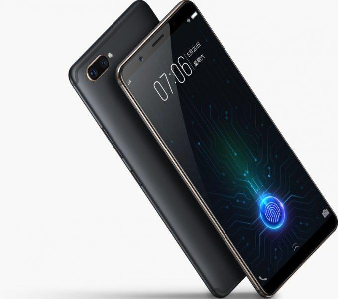 Анонс Vivo X20 Plus UD: первый гаджет со сканером пальца в экране Другие устройства  - vivo_x20_plus_ud_press_1