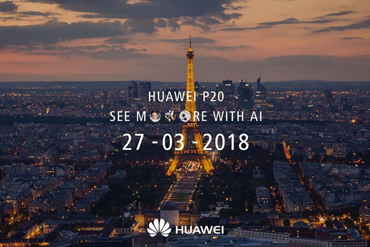 Huawei выбрала дату и место анонса смартфона P20 Huawei  - 01-1-1