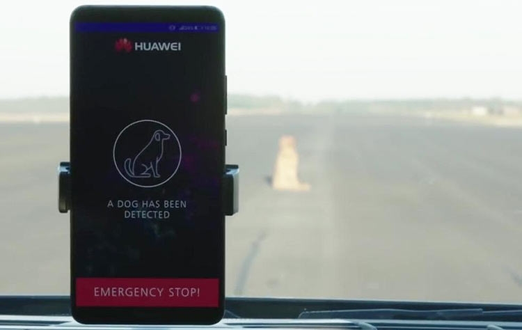 Как искусственный интелект в Huawei Mate 10 Pro управляет техникой Huawei  - 01-1