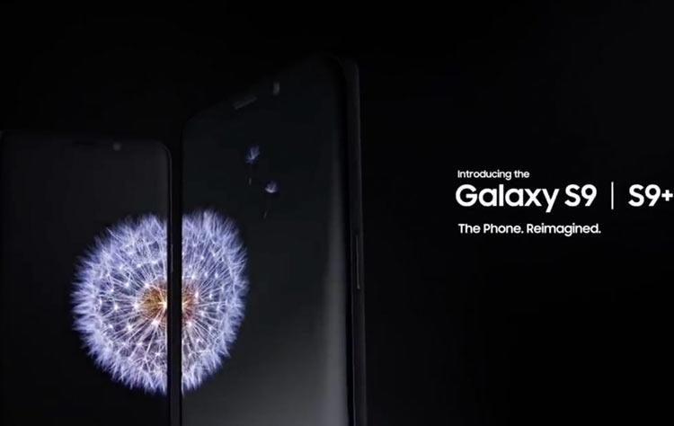 Официальный ролик в честь запуска Samsung Galaxy S9 Samsung  - 01-2