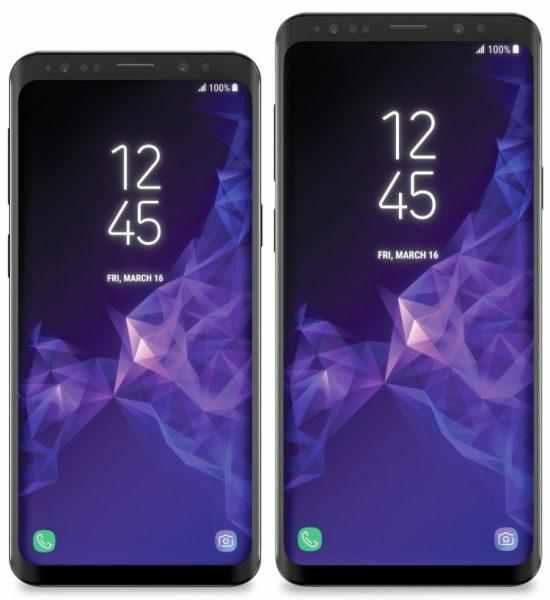 Стала известна цена на Galaxy S9+, и она шокирует Samsung  - 01