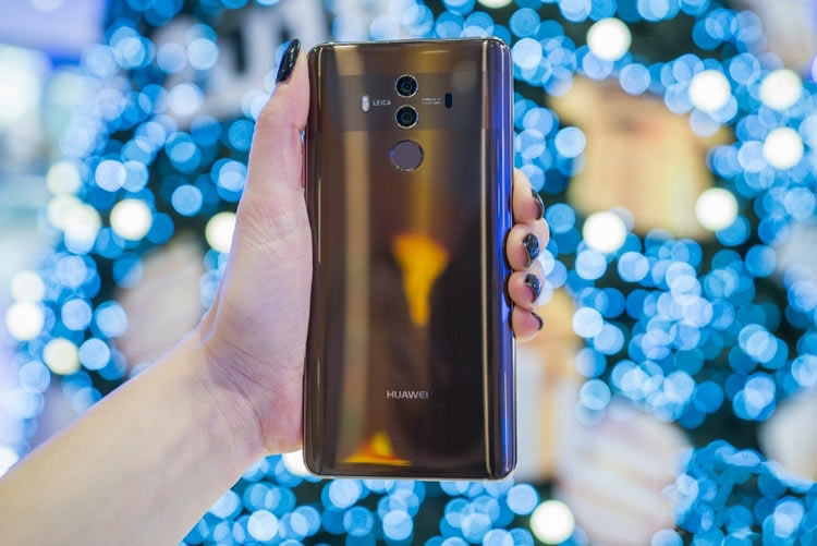 Как искусственный интелект в Huawei Mate 10 Pro управляет техникой Huawei  - 02