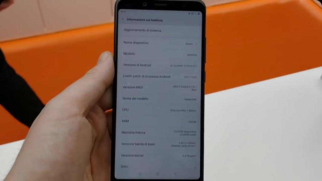 Xiaomi Redmi Note 5 Pro был замечен с прошивкой Android Oreo. Будет обновление ? Xiaomi  - 12-47