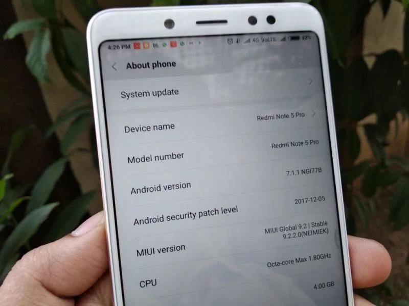 Ослепительно привлекательный Redmi Note 5 Pro на новых фото Xiaomi  - 123456789-1