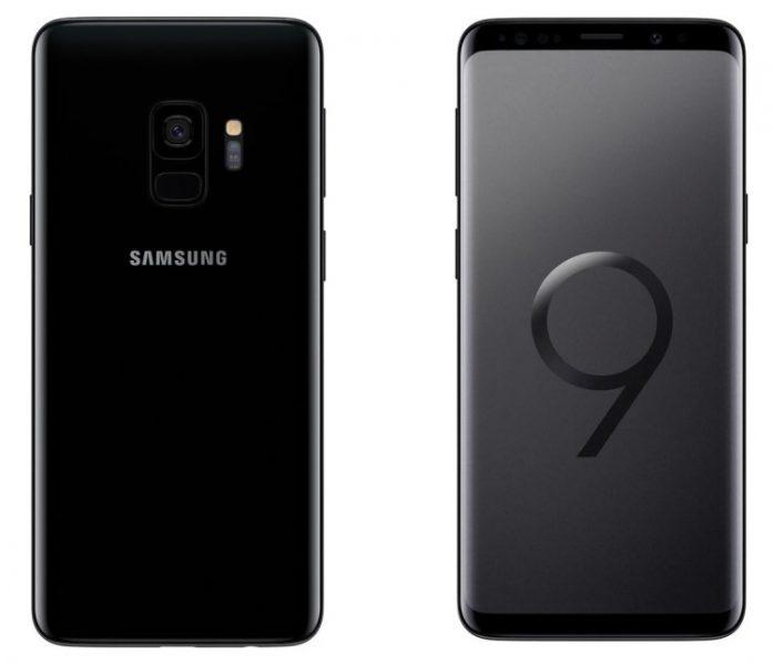 Samsung Galaxy S9 и S9+: Нужно больше рендеров Samsung  - 2-galaxy-s9-leaked-render.-750