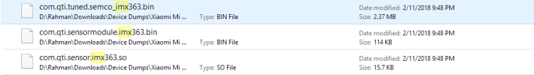 Xiaomi Mi Mix 2S: Файлы ПО гаджета раскрыли интересные подробности Xiaomi - 4_xiaomi_mi_mix_2_imx363.-750
