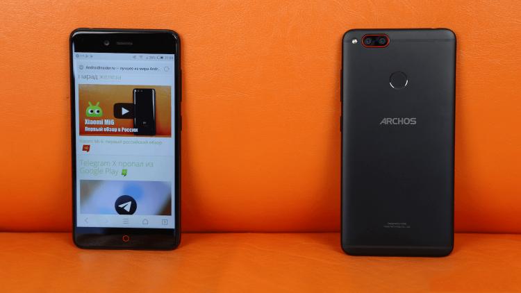 Archos Diamond Alpha: смартфон, который стоит изучить Другие устройства  - 5dm36755.-750