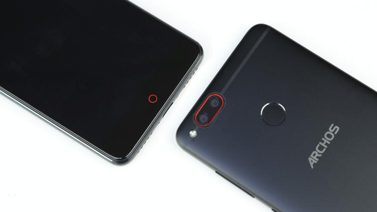 Archos Diamond Alpha: смартфон, который стоит изучить Другие устройства  - 5dm36759.-750