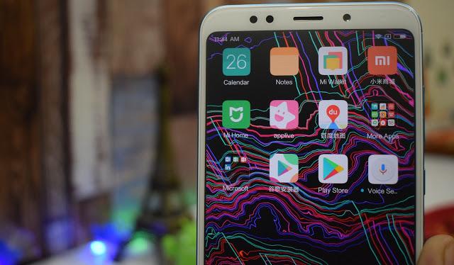Xiaomi Redmi Note 5 и Note 5 Pro можно будет моментально заряжать Xiaomi  - dsc_0528_-_copy