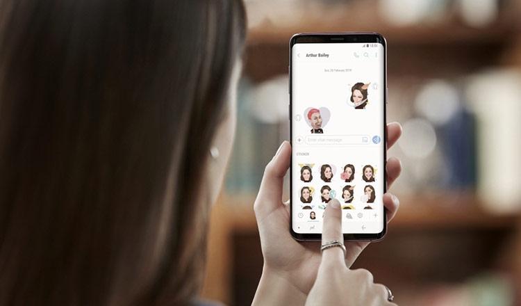 Samsung Galaxy S9: особенности улучшенной камеры Samsung  - galaxy-s9-l-s9-ar-emoji_39769753564_o