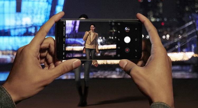 Samsung Galaxy S9: особенности улучшенной камеры Samsung  - galaxy-s9-l-s9-low-light-camera-night_38669599240_o