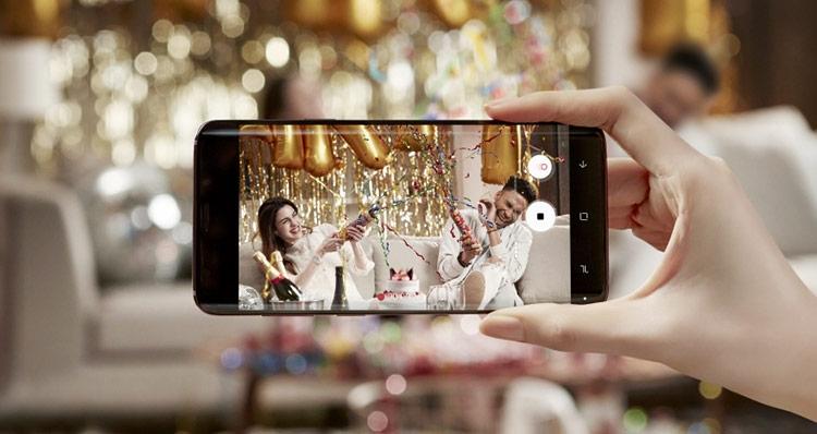 Samsung Galaxy S9: особенности улучшенной камеры Samsung  - galaxy-s9-l-s9-super-slow-mo_39769750844_o