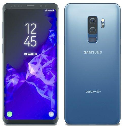 Свежий рендер Samsung Galaxy S9+: теперь в голубом цвете Samsung  - galaxy_s9_coral_blue