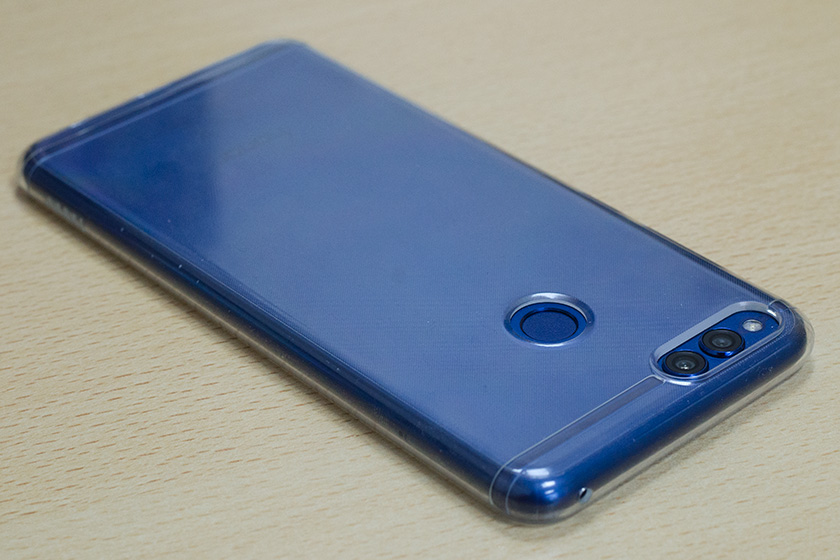 Обзор на Huawei Honor 7x: симпатичный смартфон с необычным дисплеем Huawei  - h7x_3312