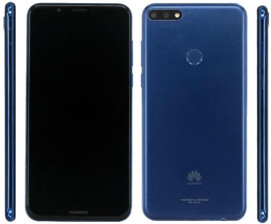 Известны характеристики новых Huawei Enjoy 8 и Honor 7C Huawei  - huawei-enjoy-8