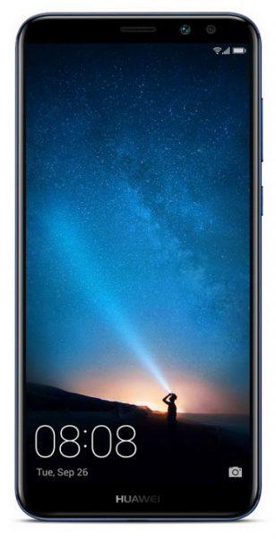 Обновление прошивки для Huawei nova 2i: Face ID и AR Lens Huawei  - huawei_nova_2i_press_01