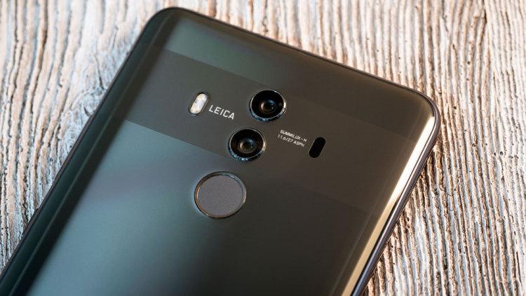 Смог ли Huawei Mate 10 Pro пережить тест на прочность ? Huawei  - mate-10-pro.-750