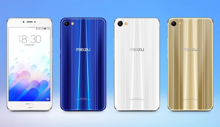 Мощный гаджет Meizu X2 впервые покажут в конце 2018 года Meizu  - me1