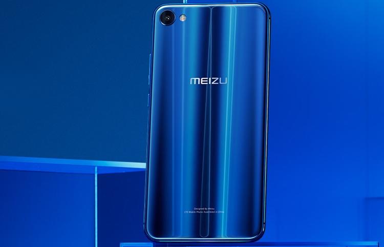 Мощный гаджет Meizu X2 впервые покажут в конце 2018 года Meizu  - me2