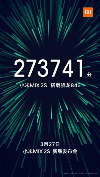 Полная информация о новом флагмане Xiaomi Mi Mix 2S Xiaomi  - mi-mix-2s-antutu-score-official_xiaominews.ru_