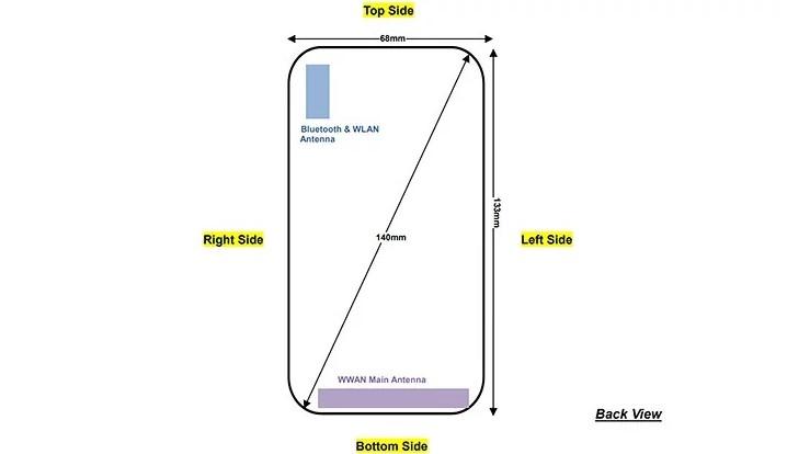 Бюджетник Nokia прошел сертификацию в FCC Другие устройства  - nokia1