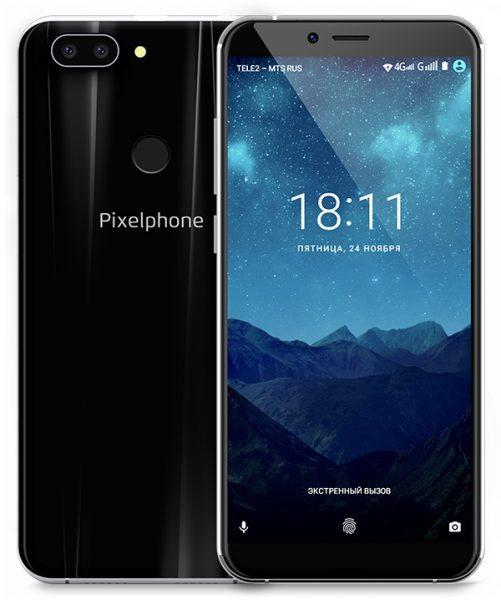 Анонс Pixelphone M1 – стильный и недорогой мобильный гаджет Другие устройства  - pixelphone_m1_press_01