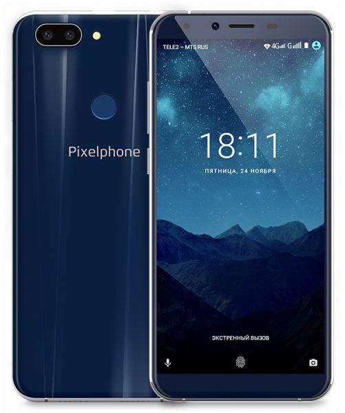 Анонс Pixelphone M1 – стильный и недорогой мобильный гаджет Другие устройства  - pixelphone_m1_press_02