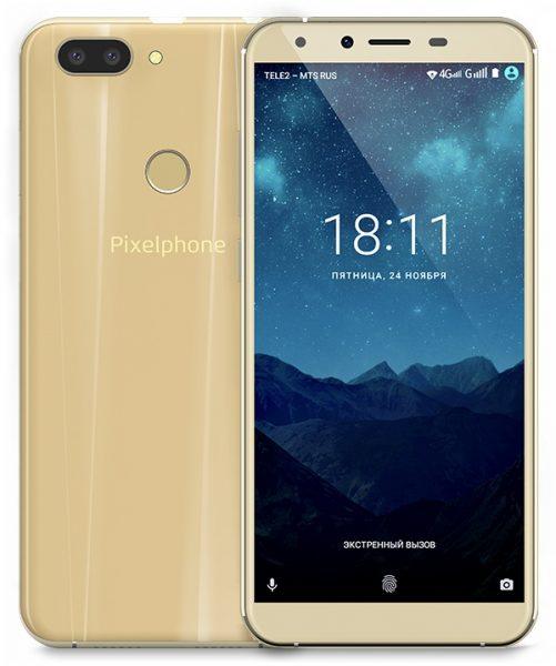 Анонс Pixelphone M1 – стильный и недорогой мобильный гаджет Другие устройства  - pixelphone_m1_press_03