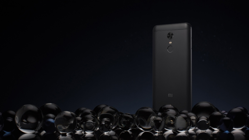 Официально анонсированы Xiaomi Redmi Note 5 и Note 5 Pro Xiaomi  - redminote5black