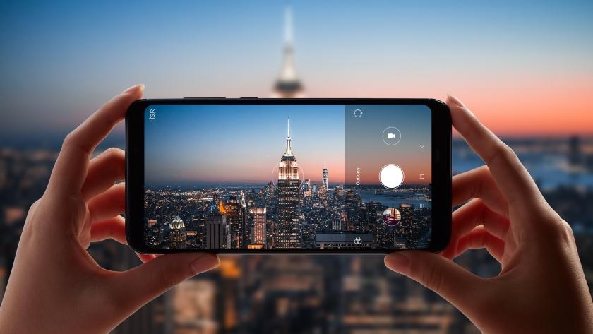 Официально анонсированы Xiaomi Redmi Note 5 и Note 5 Pro Xiaomi  - redminote5camera