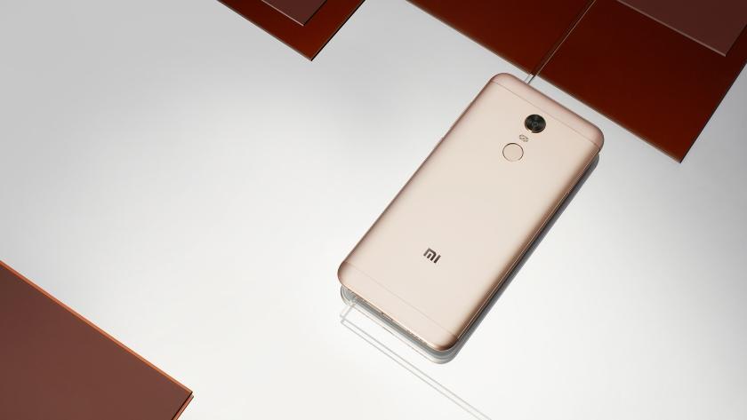 Официально анонсированы Xiaomi Redmi Note 5 и Note 5 Pro Xiaomi  - redminote5gold