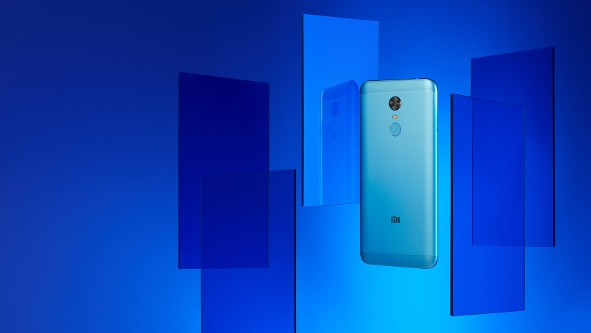 Официально анонсированы Xiaomi Redmi Note 5 и Note 5 Pro Xiaomi  - redminote5lakeblue