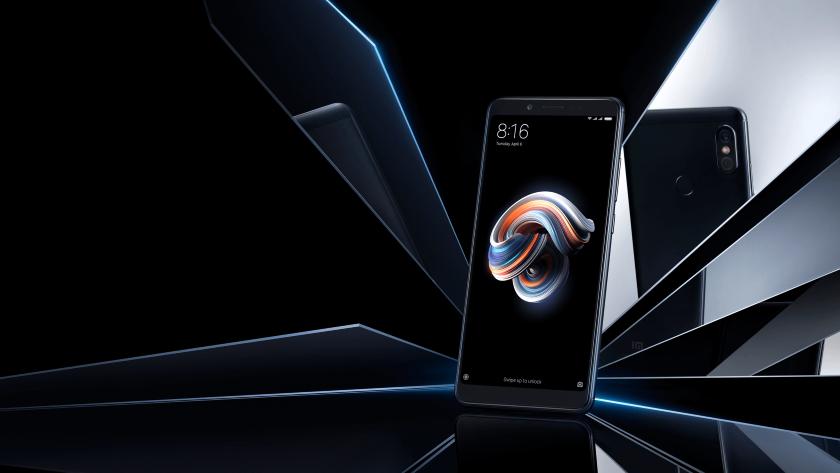 Официально анонсированы Xiaomi Redmi Note 5 и Note 5 Pro Xiaomi  - redminote5pro