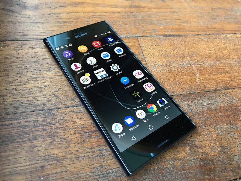 Лучшие смартфоны по характеристикам за 2017 год, не взирая на цены Гаджеты  - sony-xperia-xz-main