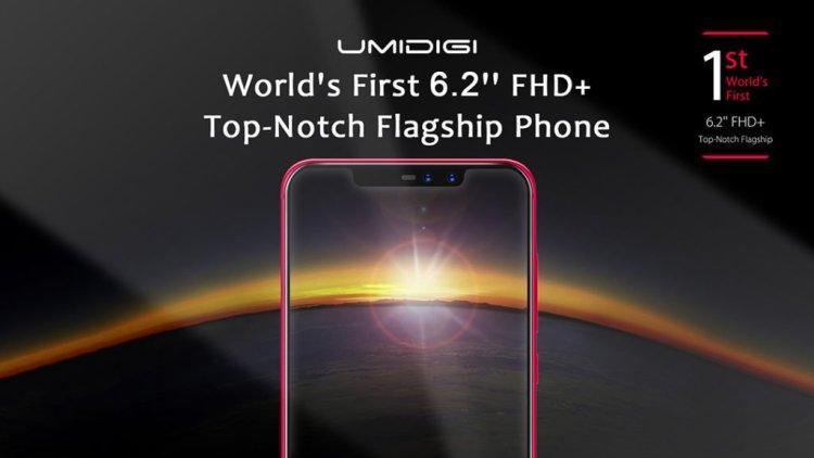 UMIDIGI Z2: Опять клон iPhone X ? Другие устройства - umidigi.-750